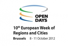Open Days 2012, du 8 au 11 octobre, à Bruxelles