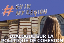 Retour sur le 1er Dialogue « EU in My Region » tenu le 16 mars à l'invitation de Est Ensemble Grand Paris à Romainville